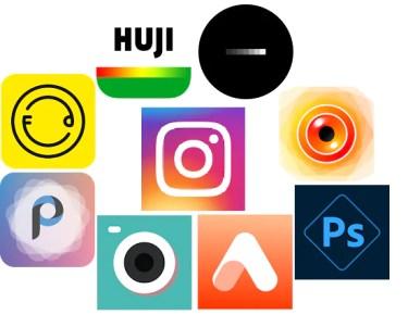 インスタ映え!Instagramにおすすめの編集&加工ができるカメラアプリを紹介!