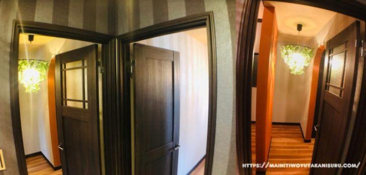 【入居前WEB内覧会】開放感ある寝室と明るいワークスペース