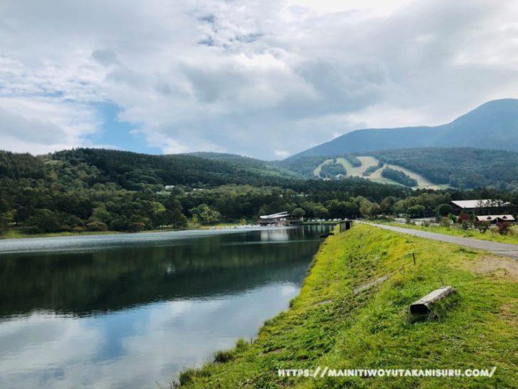 長野の「白樺湖」近辺で観光した場所