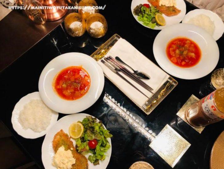 【注文住宅日記2020/4/6】 先週の朝食・お弁当・夕食の献立