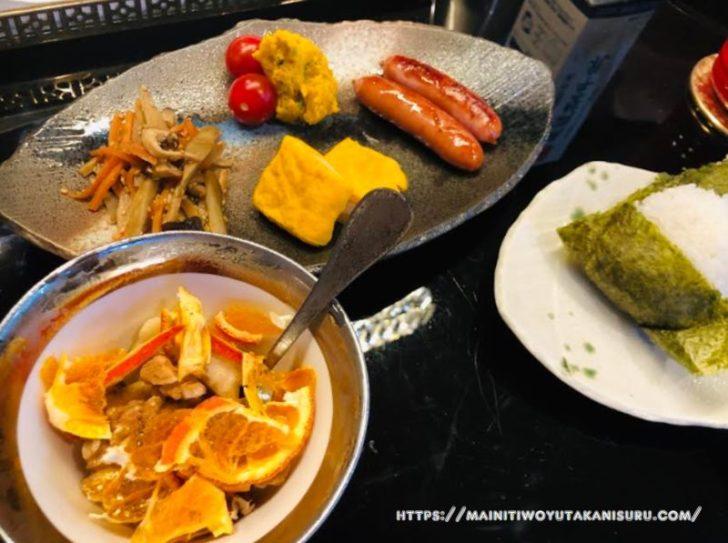【注文住宅日記2020/5/18】先週の朝食・お弁当・夕食の献立