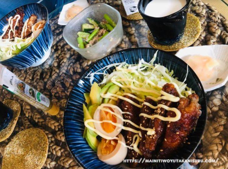 【注文住宅日記2020/8/19】先週の朝食・お弁当・夕食の献立
