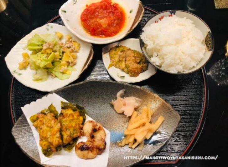 【注文住宅日記2020/9/14】先週の朝食・お弁当・夕食の献立