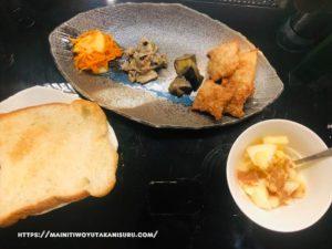 【注文住宅日記2020/11/4】先週の朝食・お弁当・夕食の献立