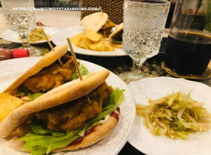 【注文住宅日記2020/11/9】先週の朝食・お弁当・夕食の献立(プレート粉)