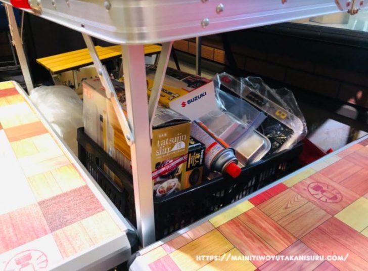 【質問回答】ガレージに収納は必要?具体的に何が収納されているの?