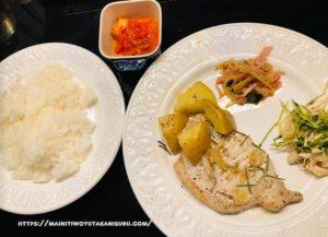 【注文住宅日記2021/2/22】先週の朝食・お弁当・夕食の献立