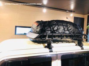 新型ハスラー(MR52S)×こたつ冬オートキャンプ(車中泊)の持ち物