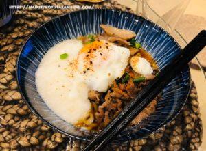 【注文住宅日記2021/2/8】先週の朝食・お弁当・夕食の献立(麺類うどん)