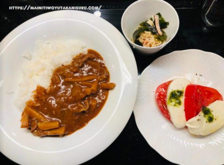 【注文住宅日記2021/3/22】先週の朝食・お弁当・夕食の献立(プレートご飯)