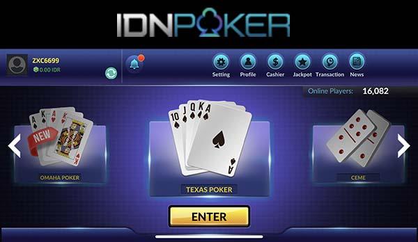Cara Download Idn Poker Apk Untuk Android dan Iphone