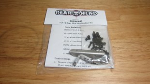 Gear Head Shock Relocation Kit