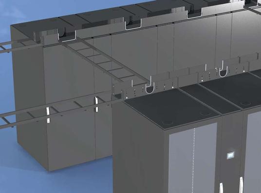 Overhead Cable Management  Mainline Computer