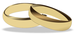 Picture of Wedding Rings. Start premarital, couples or marriage therapy in the Philadelphia area.