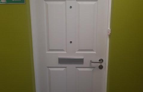 Fire Door Overhaul