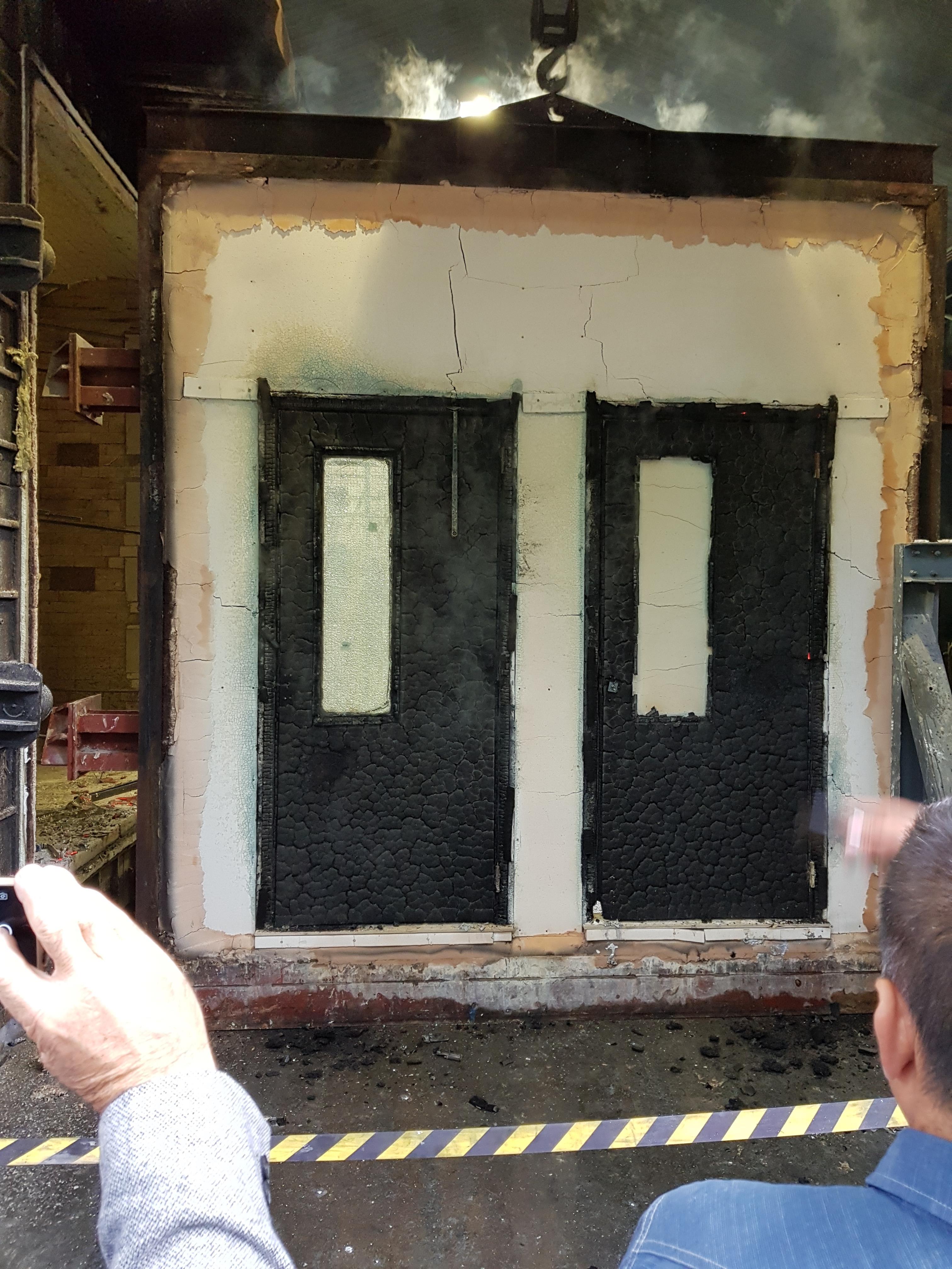 test image fire damage copy
