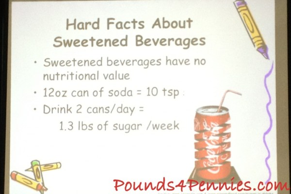 nutrition for kids reduce sugar
