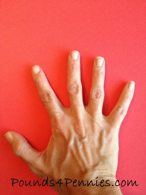 Trace Hand Shot