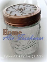 How to Make Home Air Fresheners: Room Deodorizers