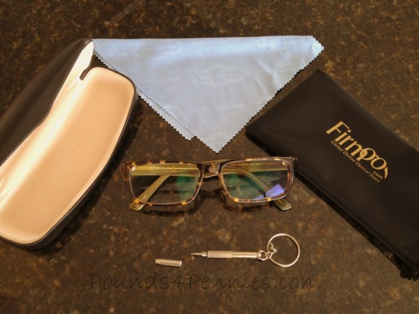 Free Glasses Kit
