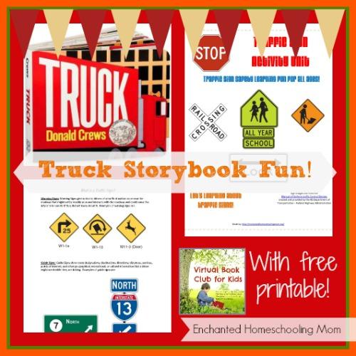 Storybook Truck Fun