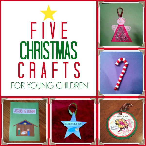 christmas crafts collage final