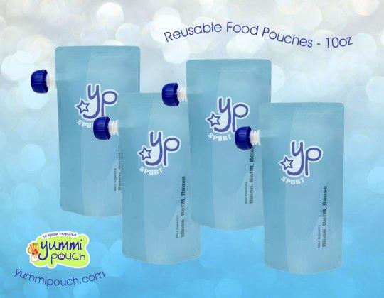 Yummi Sport Reusable Food Pouch