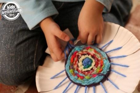 Homemade coaster craft