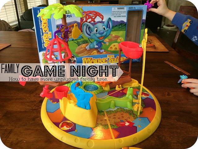 Family Game Night Ideas - Quality Unplugged Time { Pounds4Pennies }