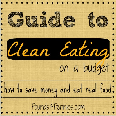 Guide to clean eating on a budget
