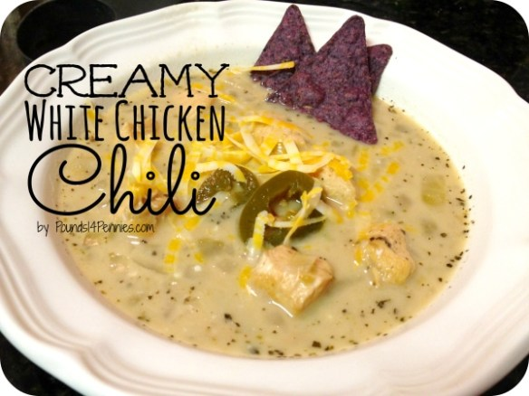 Winning Cream White Chicken Chili 1