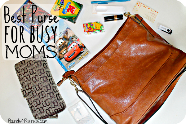 The Best Purse for Busy Mom - Hobo Style
