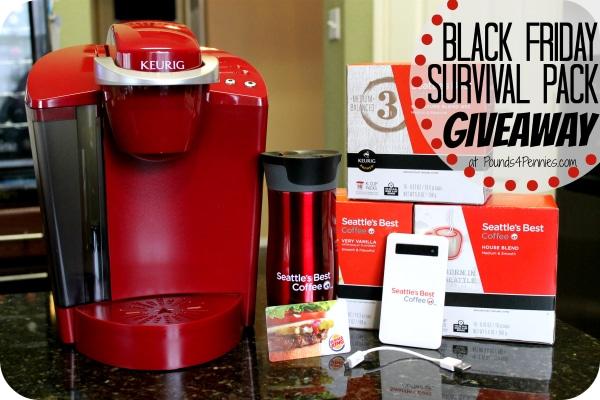 Black Friday Survival Pack