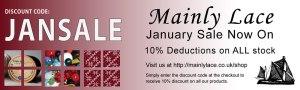 Bobbin Lace Supplies Sale