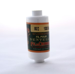 Fil Au Chinoise 80/2 Lace making thread