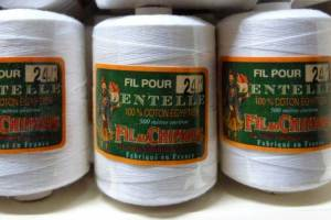 Fil Au Chinois Lace Thread