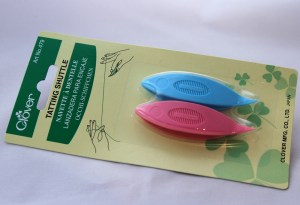 Clover tatting shuttles (2 pack)