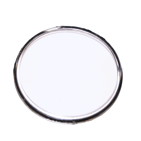 Sliml Round acrylic coaster