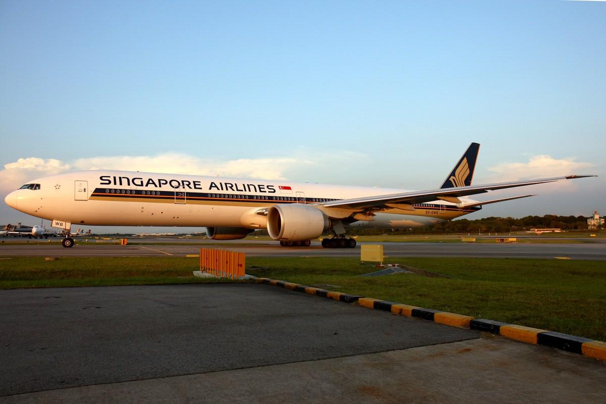 SIA Fleet: Boeing 777-300ER – Mainly Miles