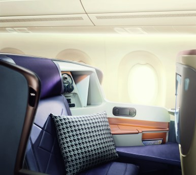Recent Business Seat