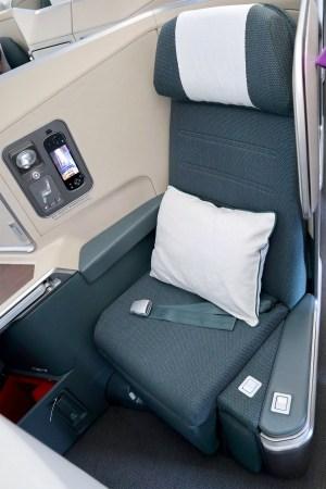 Seat 17D