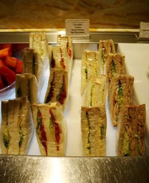 Sandwiches (Photo: MainlyMiles)