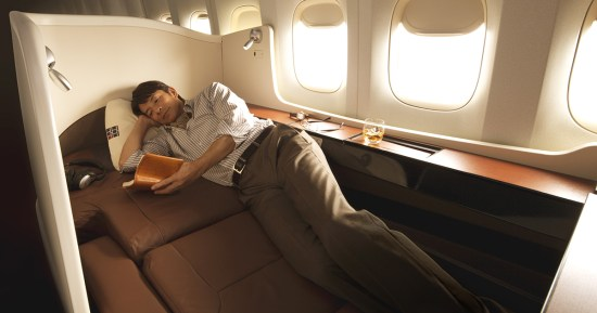 JAL First Class (Japan Airlines)
