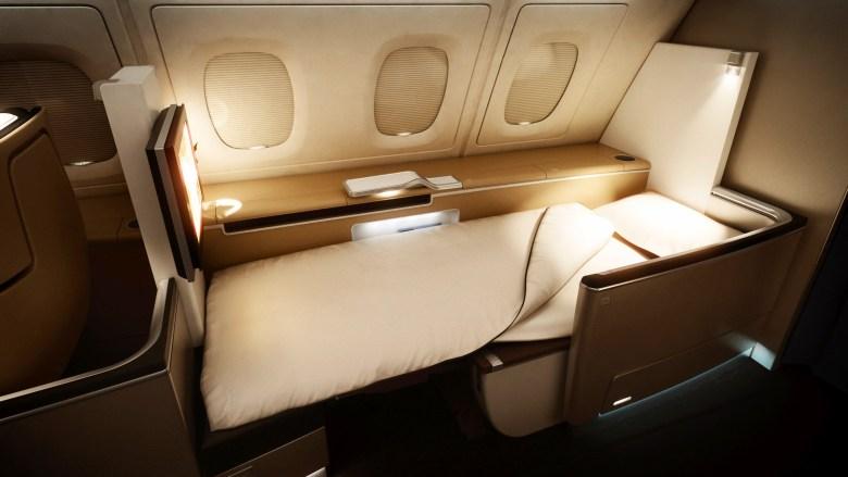 LH A380 First (Lufhansa Group)