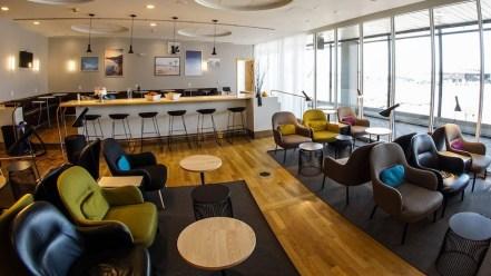 SAS lounge (photo: BusinessTraveller