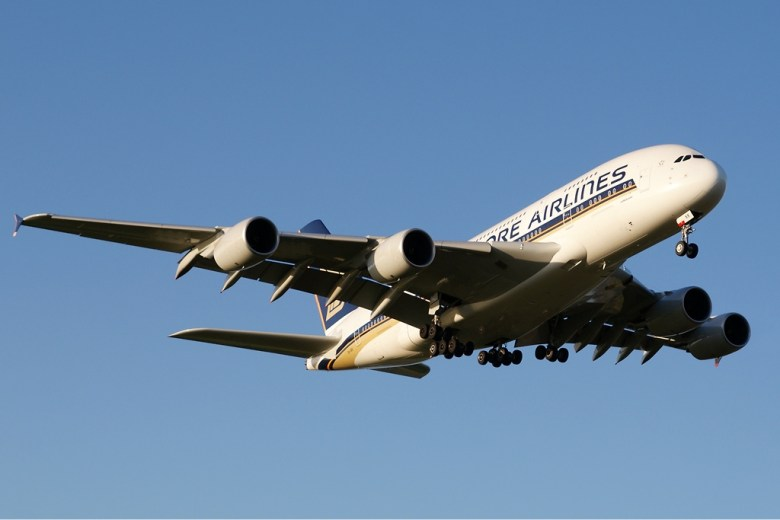SQ A380 (Phil Vabre)