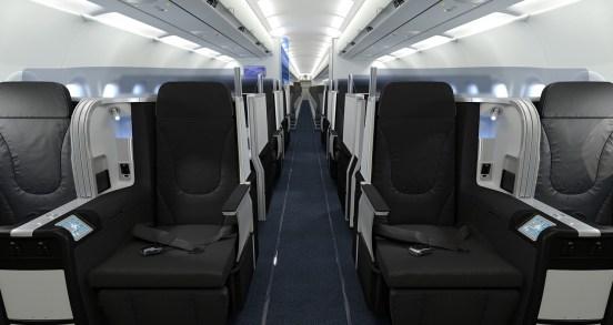 B6 Mint Class (JetBlue)