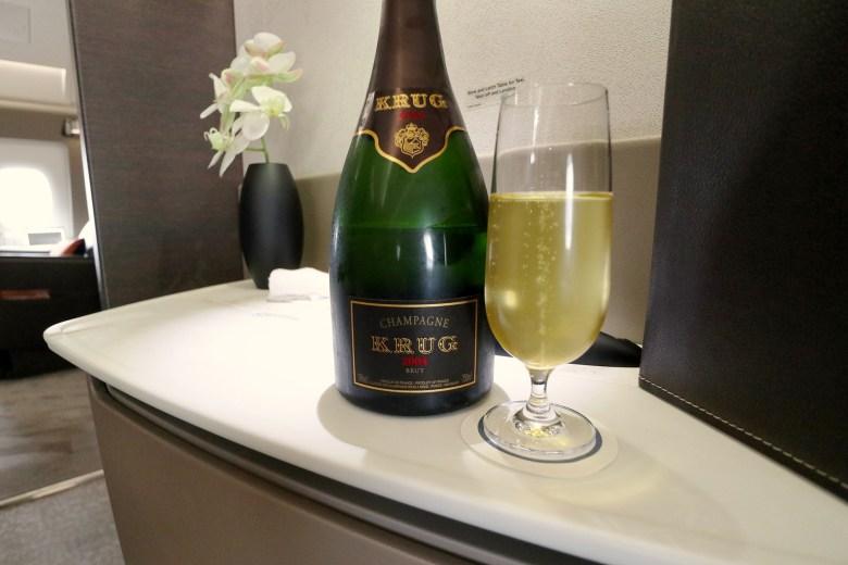 Champagne Boarding