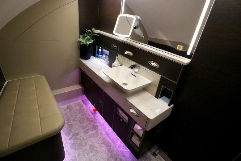 Toilet 1L Mirror