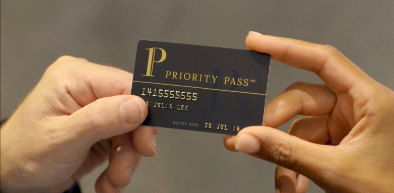Priority Pass Cover (PP)